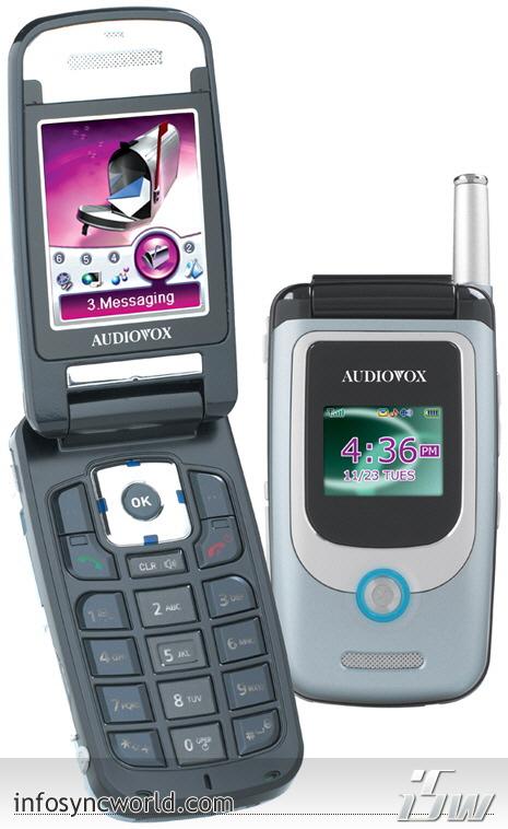 Virgin mobile audiovox 8910 Neuprogrammierung